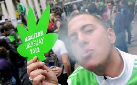 Uruguay Can Become the First Legal Marijuana Country