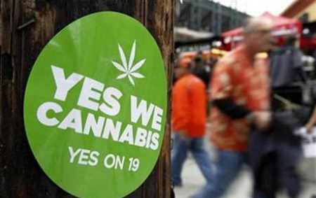 50% of Americans Support Marijuana Legalization