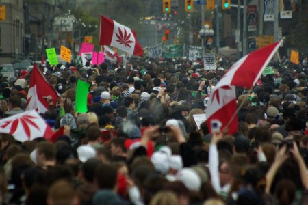 Canada Wants Marijuana to Become Legal